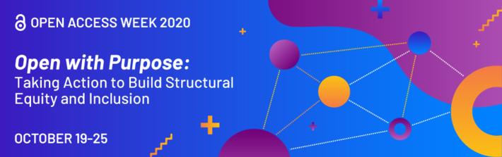 Logo Open Access Week 2020