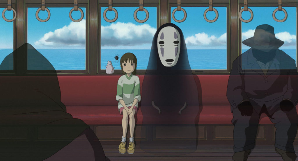 Photo from Spirited Away